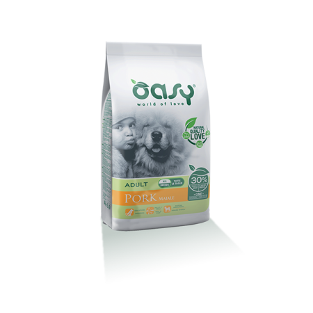 Oasy One Animal Protein Adult Maiale
