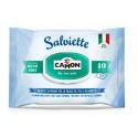 Camon Salviette Muschio Bianco 40 Pz