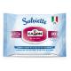 Camon Salviette detergenti per la pulizia del pelo al profumo di Mirra e Clorexidina.