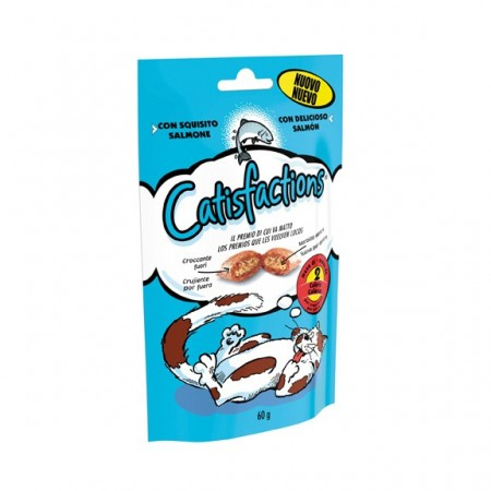 Catisfactions Con Salmone