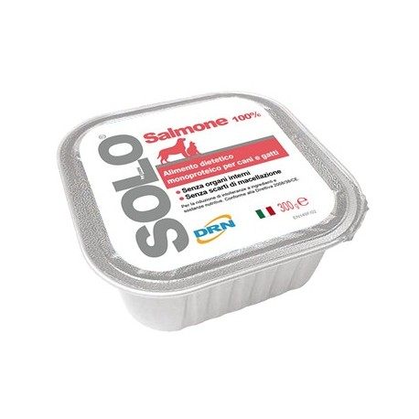 DRN Solo Salmone