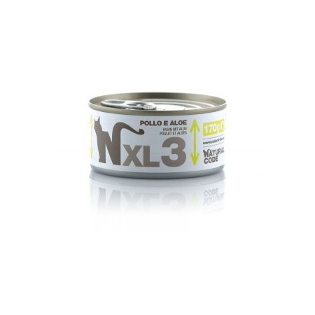 Natural Code - Cat XL 03 Pollo e Aloe
