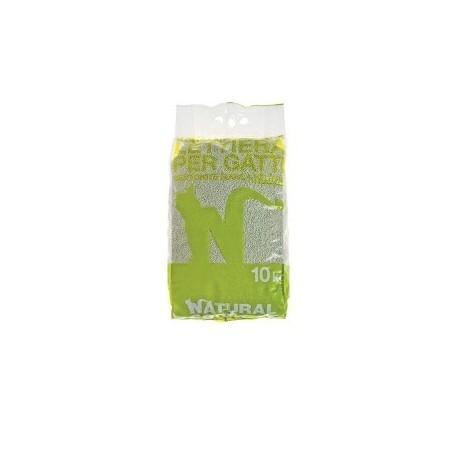 Natural Code Lettiera 100% Bentonite Naturale Neutra