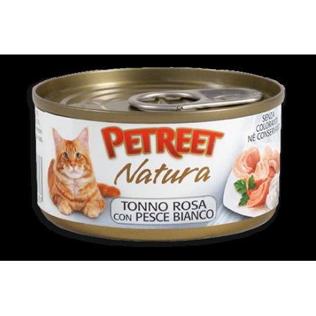 Petreet Tonno Rosa con Pesce Bianco