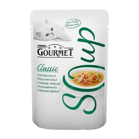 Gourmet SOUP POLLO E VERDURE