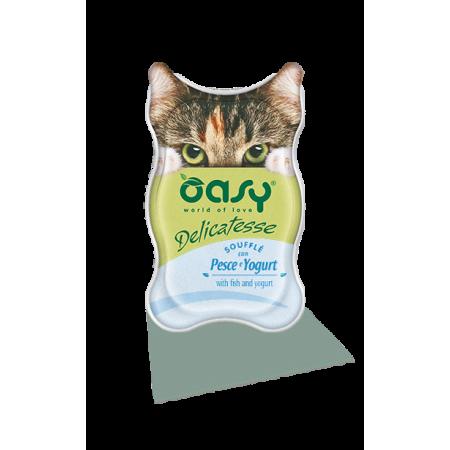 Oasy Delicatesse - Soufflè Con Pesce e Yogurt