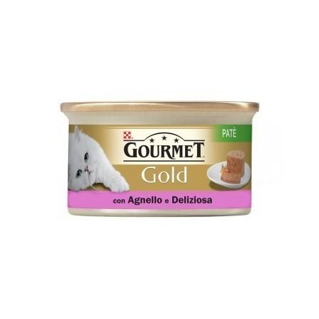 Gourmet Gold - Patè con Agnello e Anatra