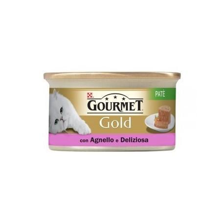Gourmet Gold Patè con Agnello e Anatra