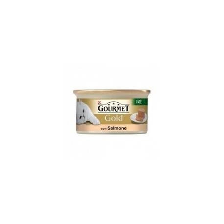 Gourmet Gold Patè con Salmone