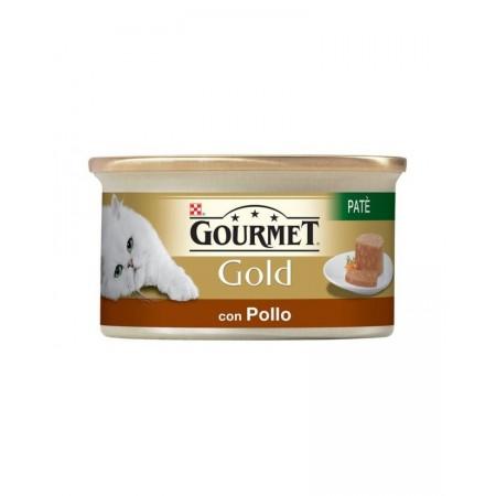 Gourmet Gold - Patè con Pollo