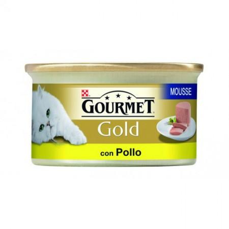 Gourmet Gold - Mousse con Pollo