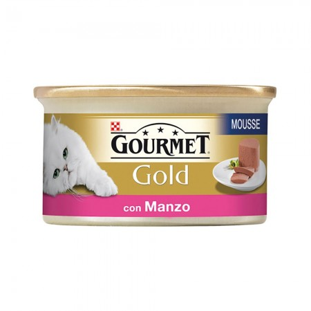 Gourmet Gold - Mousse con Manzo