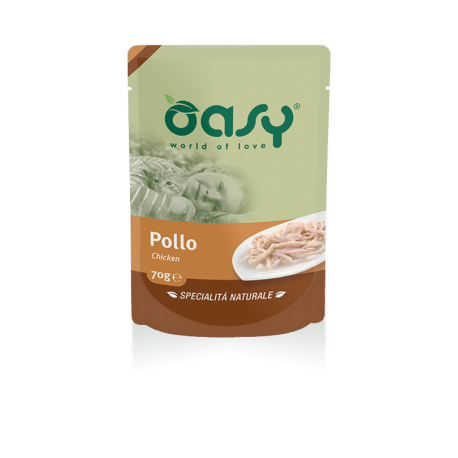 Oasy Wet Cat - Pollo