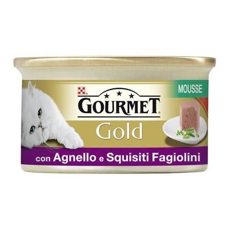 Gourmet Gold - Mousse con Agnello e Squisiti Fagiolini