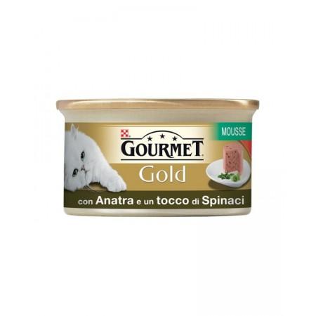 Gourmet Gold - Mousse con Anatra e un Tocco di Spinaci