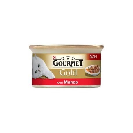 Gourmet Gold Dadini  con Manzo