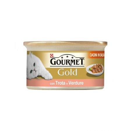 Gourmet Gold - Dadini  con Trota e Verdure