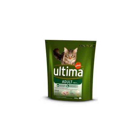 Ultima - Gatto Adult Pollo