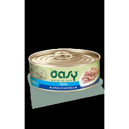 Oasy - Gatto Lattina con Tonno