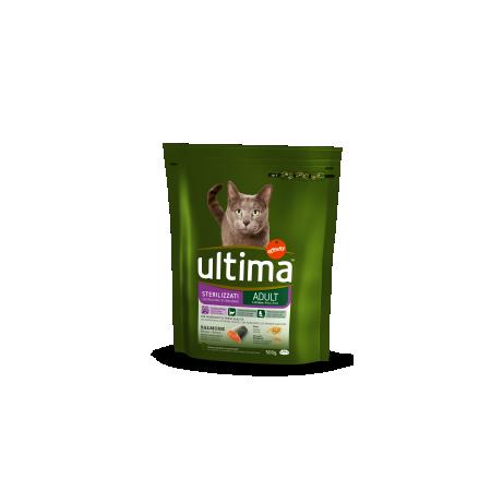 Ultima - Gatto Sterilizzato Salmone