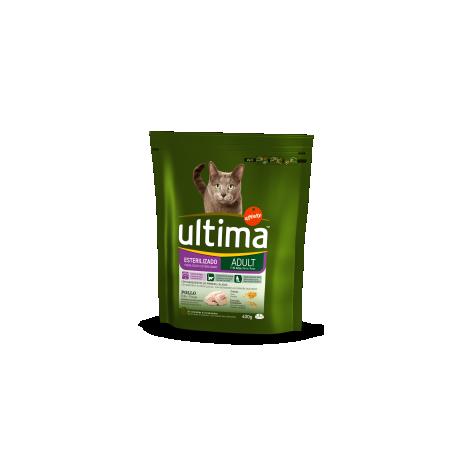 Ultima - Gatto Sterilizzato Pollo