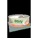 Oasy - Gatto Lattina con Pollo con Salmone