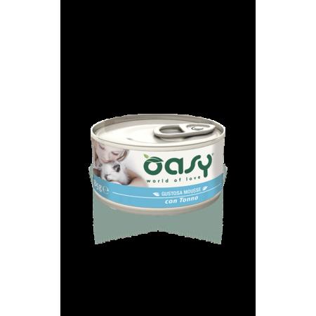 Oasy Cat Mousse con Tonno