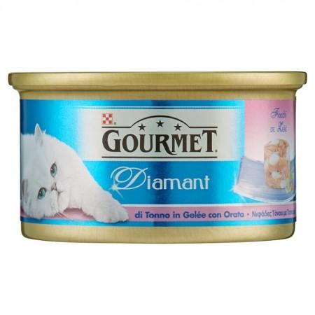 Gourmet Diamant Fiocchi di Tonno in Gelè con Orata