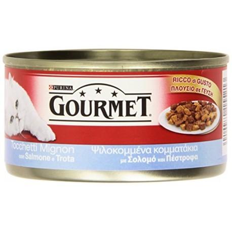 Gourmet Red Tocchetti Mignon Salmone e Trota