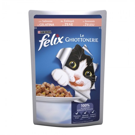Felix le Ghiottonerie - in Gelatina con Salmone
