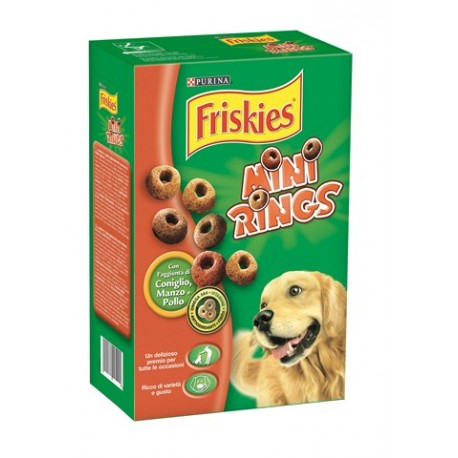 Friskies Biscotti Mini Rings