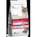 Natural Trainer Cat Adult Sterilized Carni Bianche