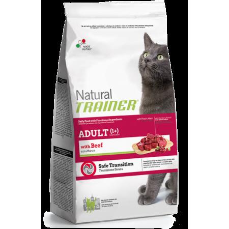 Natural Trainer Cat Adult al Manzo