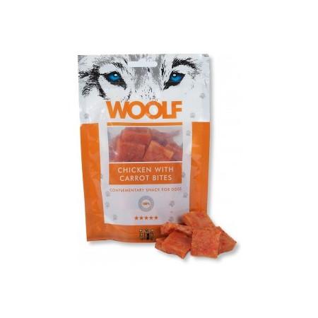 Woolf Snack Bocconcini Pollo E Carote
