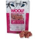 Woolf Snack Piccoli Ossi Anatra E Riso