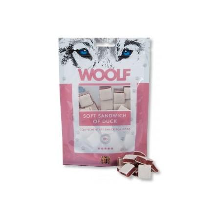 Woolf Snack Morbidi Sandwich Merluzzo E Anatra