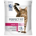 Perfect Fit - Gatti Sterilizzati Adult 1+ Salmone