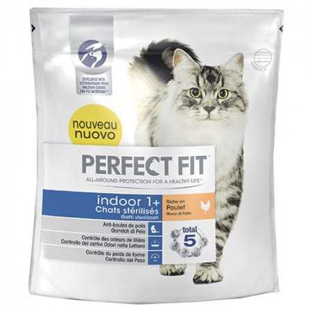 Perfect Fit - Gatti Sterilizzati Indoor 1+ Pollo
