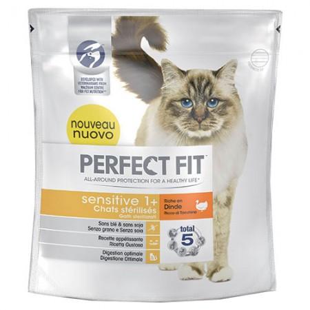 Perfect Fit - Gatti Sterilizzati Sensitive 1+  Tacchino