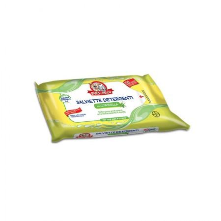 Bayer Salviette Detergenti Citronella 50 Pz