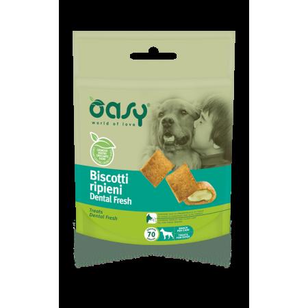 Oasy - Snack Biscotti Ripieni Dental Fresh