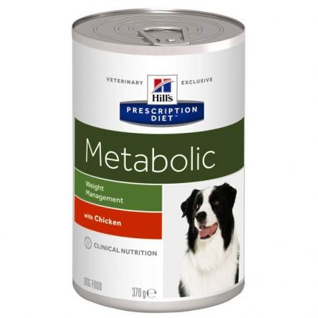 Hill's Prescription Diet Metabolic Umido Cane