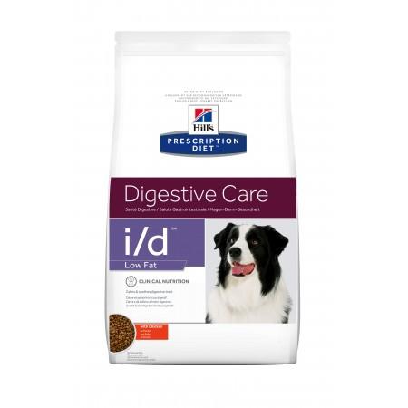 Hill's Prescription Diet I/D Low Fat Secco Cane