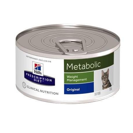 Hills Cat Metabolic Umido - Base