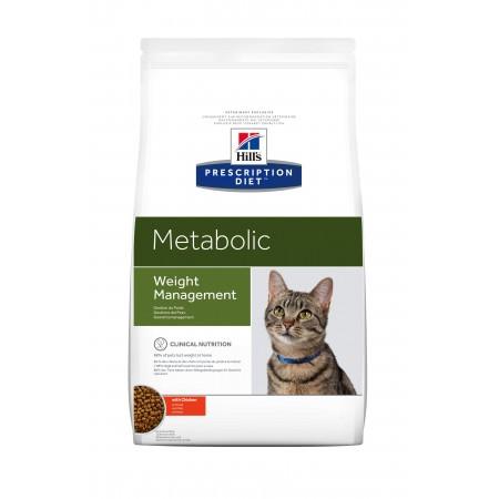 Hill's Prescription Diet Metabolic Secco Gatto