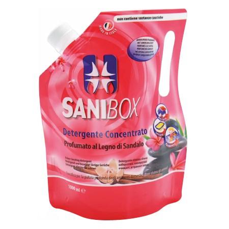 Sanibox Detergente Legno Di Sandalo