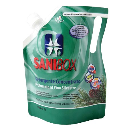 Sanibox Detergente Pino Silvestre
