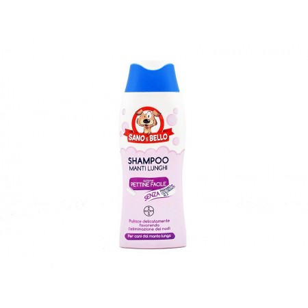 Bayer Shampoo Manti Lunghi