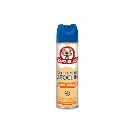 Bayer Deodorante Deoclin Fiori D'Arancio