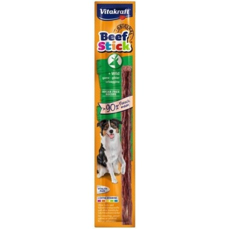 Vitakraft Beef Stick - Selvaggina